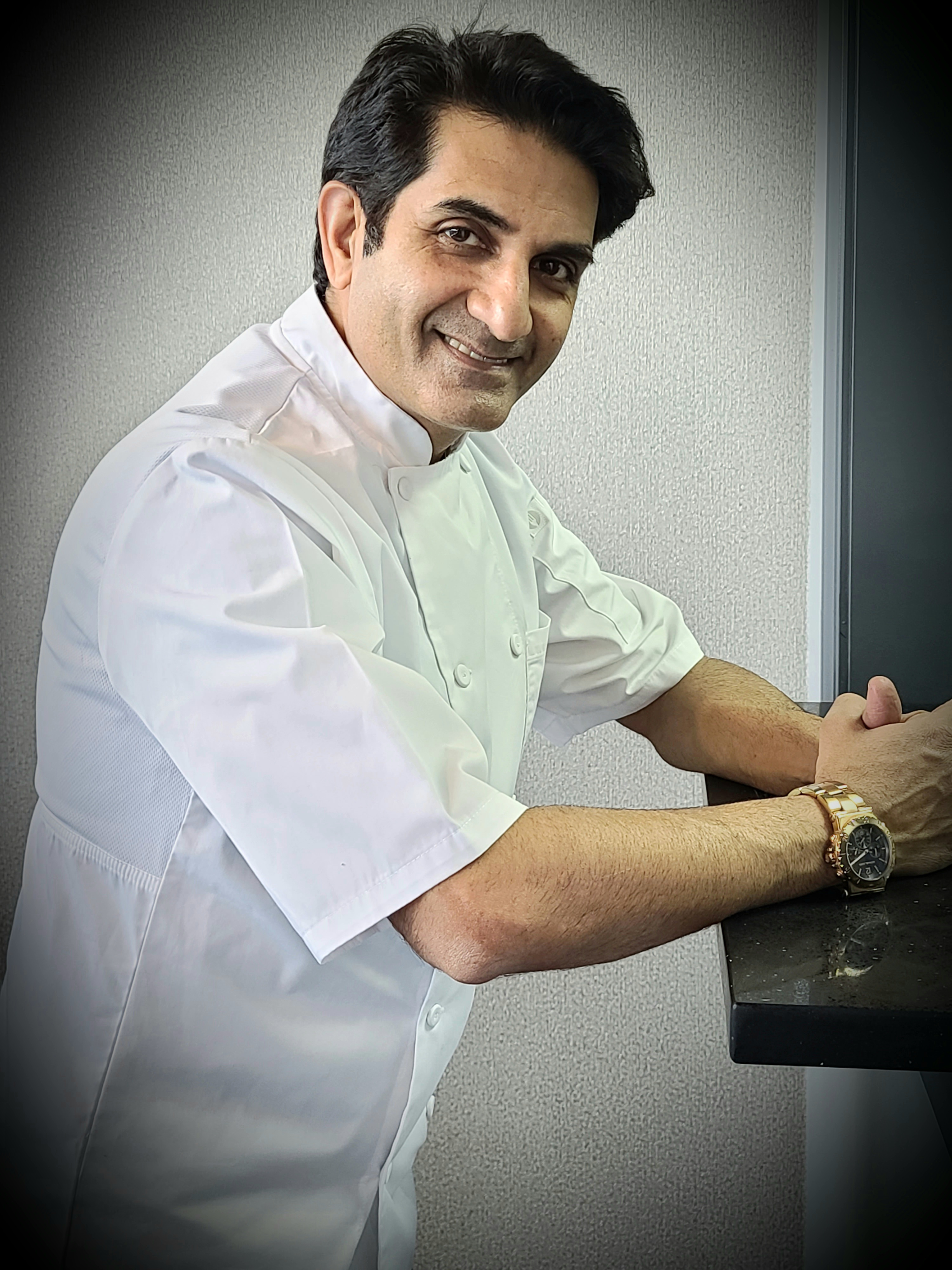 Chef Chetan Saini